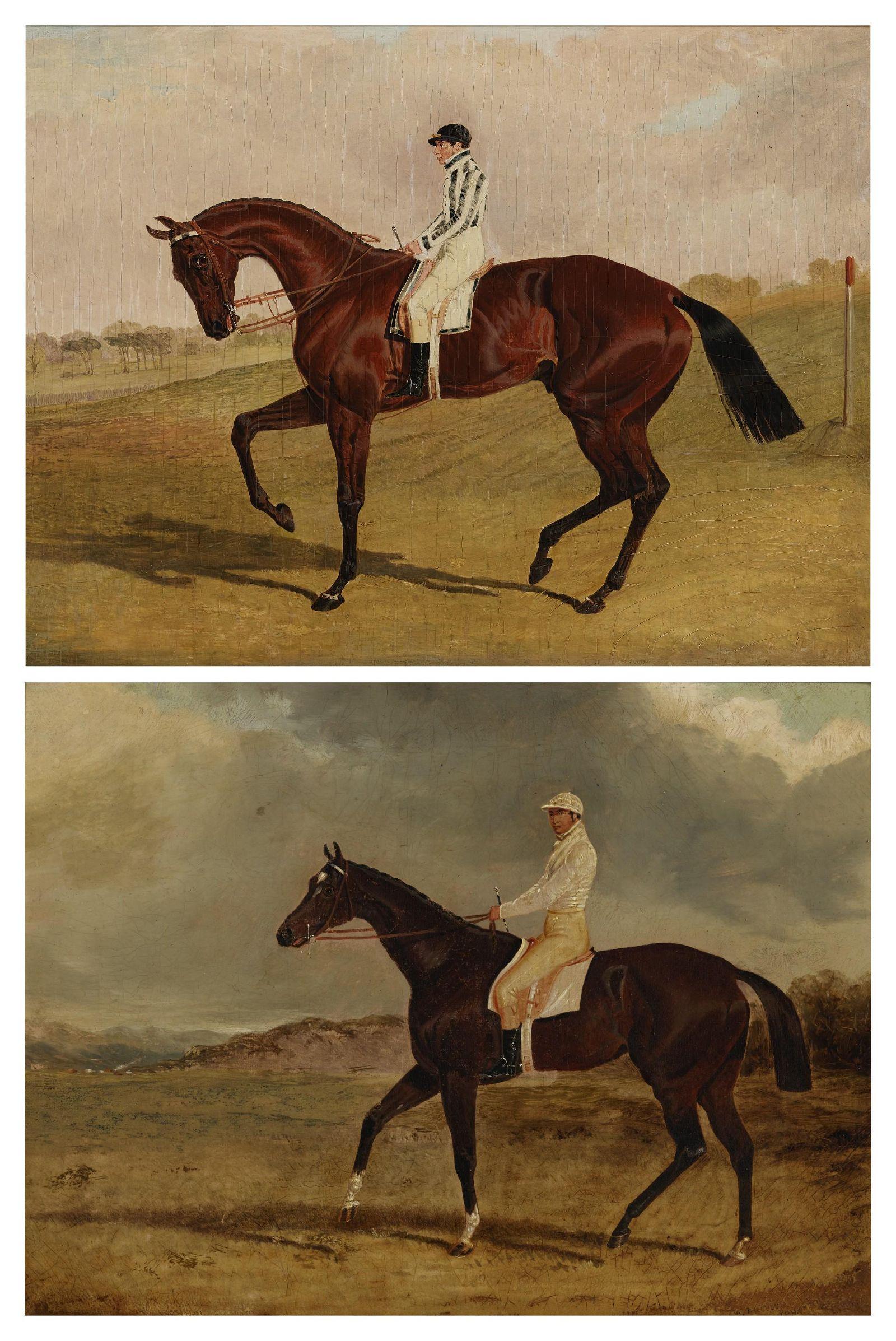 JOHN FREDERICK HERRING, SR. (BRITISH, 1795-1865)