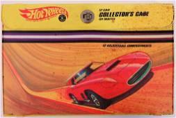 Hot Wheels Case w/ 12 Cars