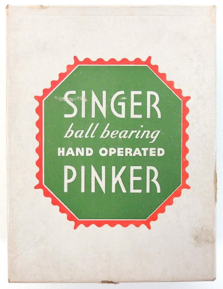 Singer Ball Bearing Hand Operated Pinker In box