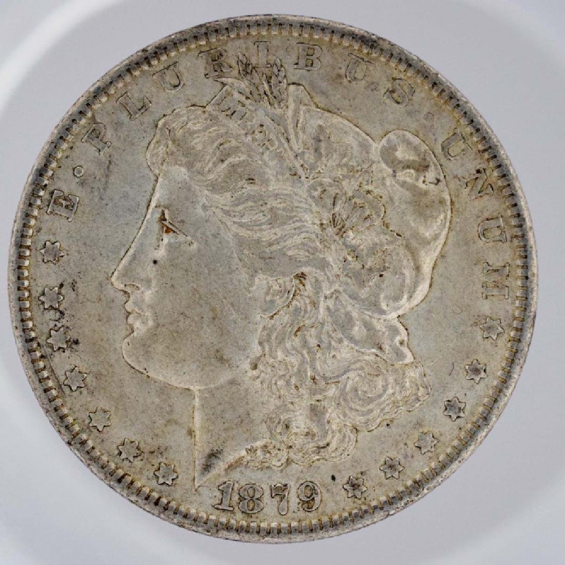 1879-o Morgan Silver Dollar Low Mintage. Good lines and