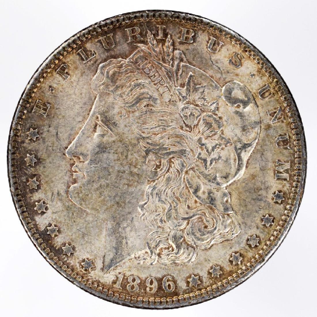1896 Morgan Silver Dollar 1896 Philadelphia