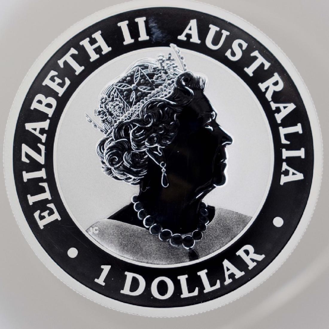 2019 Australian .9999 Silver 1 oz Koala .9999 Pure