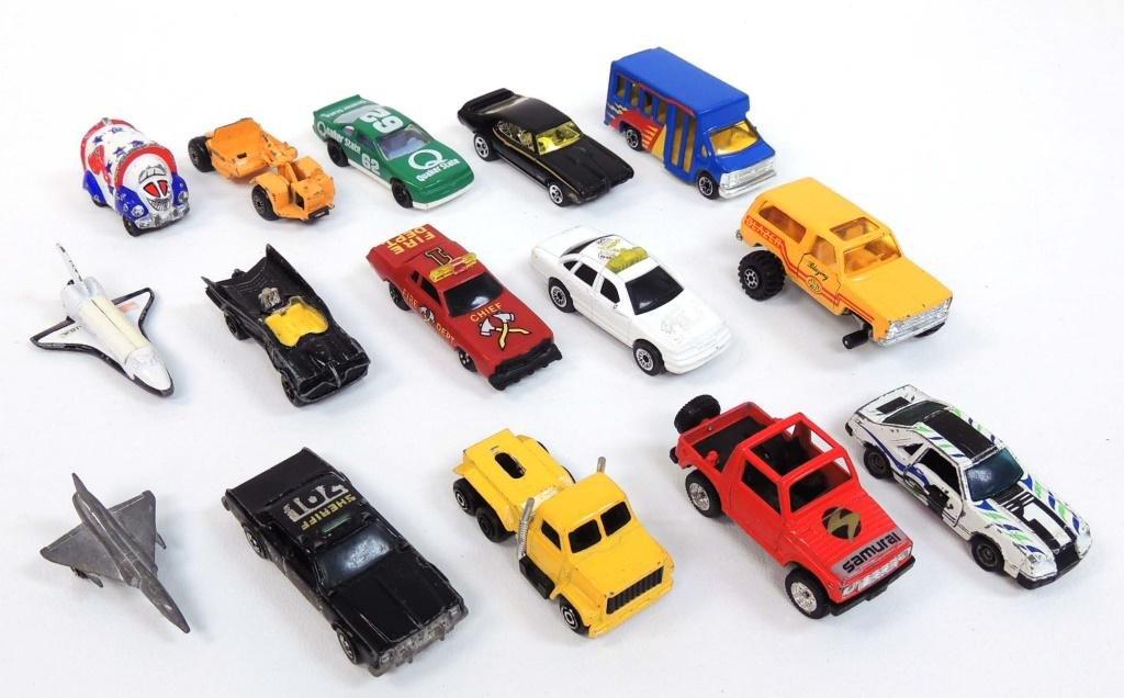 Die Cast Hot Wheels & Matchbox cars