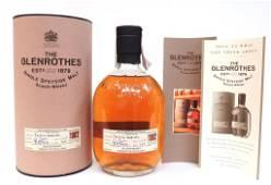 Glenrothes Scotch Whisky Bottle, Sealed