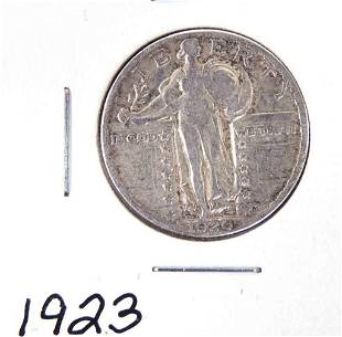 1926 Standing Liberty quarter nice condition