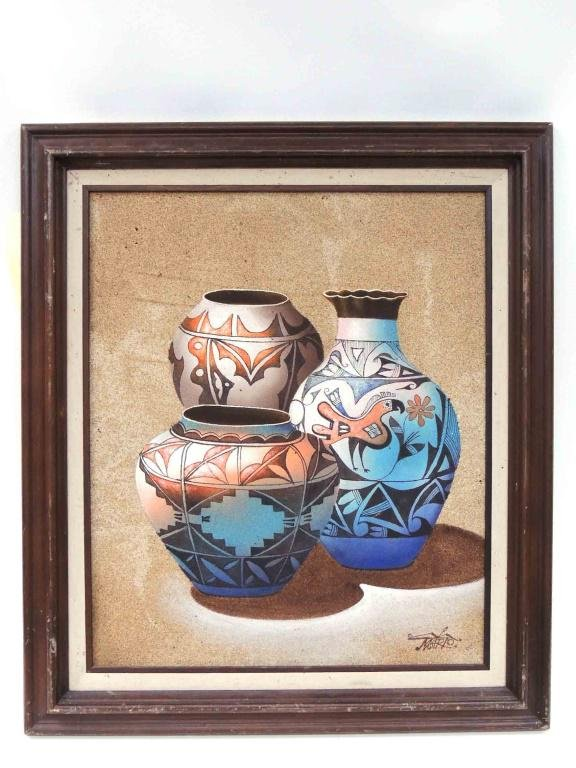 Art - Native American Pots
