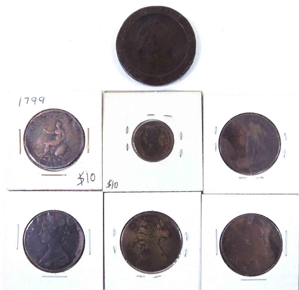 British Penny Lot (7)