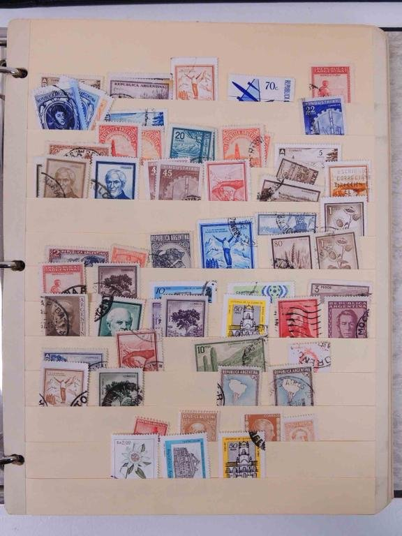 Stamp Books Lot of 2