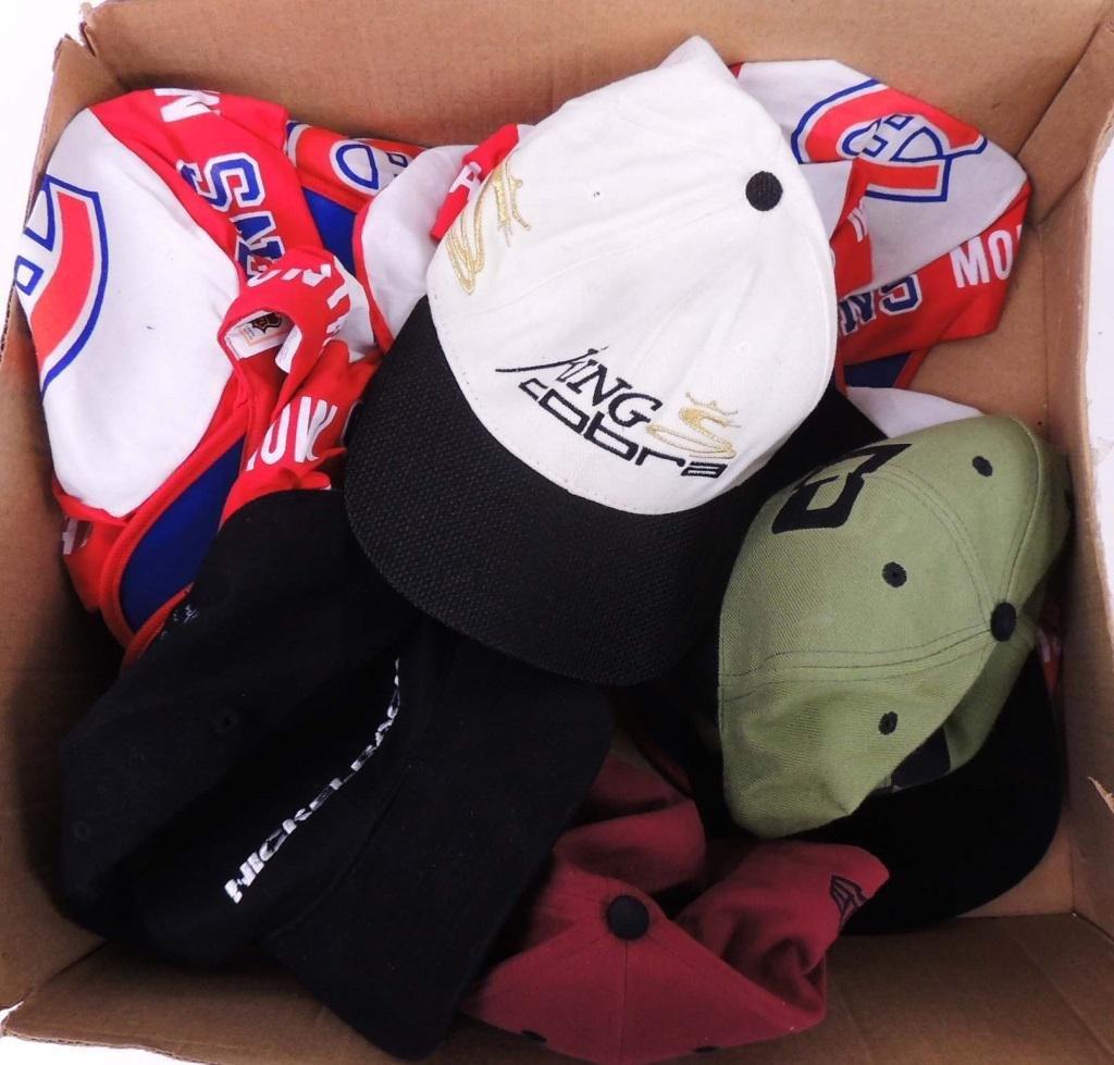 Baseball Helmets & Caps