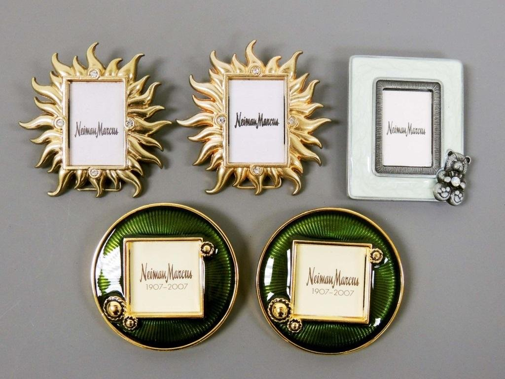 5 Jay Strongwater Small Picture Frames