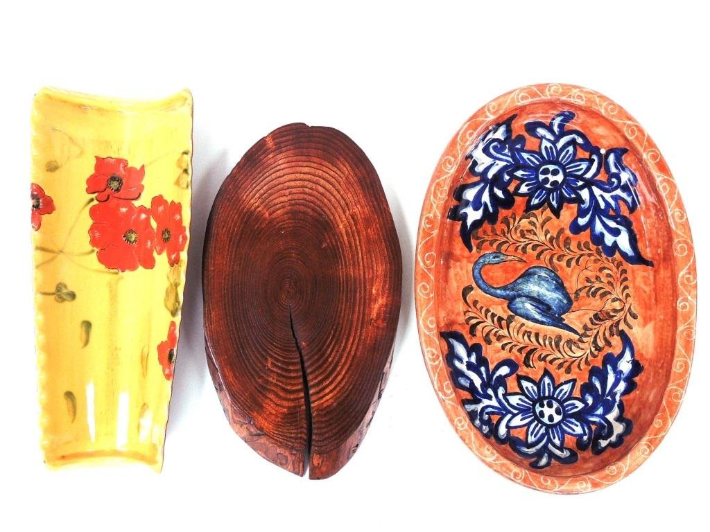 5 Large Serving Trays/Platters