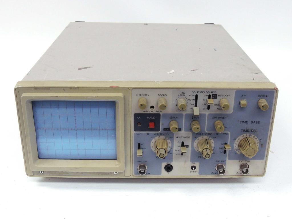 Oscilloscope, B&K Precision