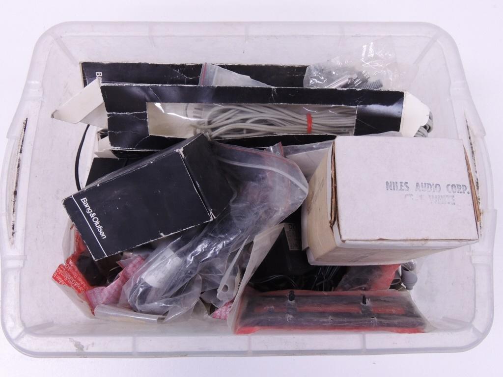 B&O Accessories & AV Connector Bin