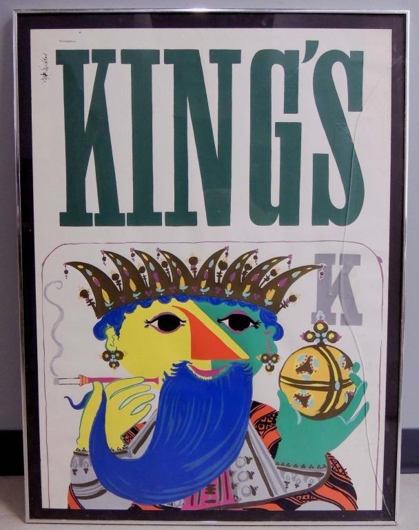 Kings & Queens by Bjorn Winblad