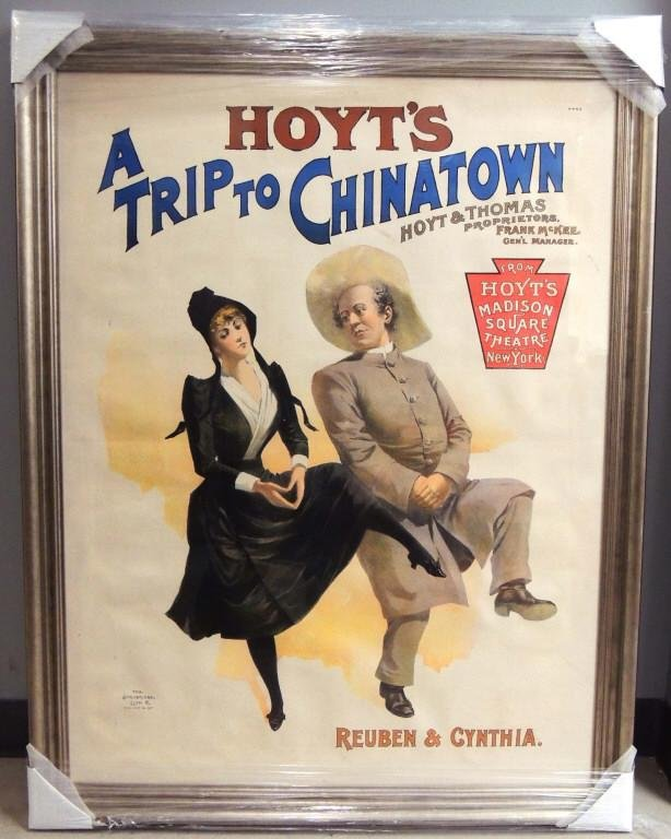 Hoyt's Trip to Chinatown
