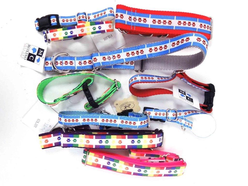 New Moxino Dog Collars