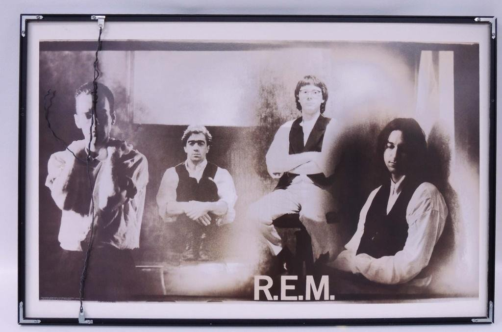 Photo of R.E.M. by Dennis Keely