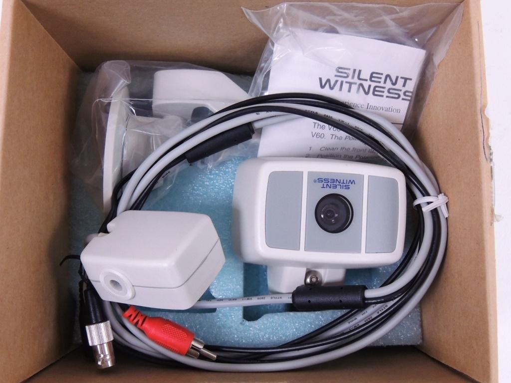 Silent Witness CCTV Camera