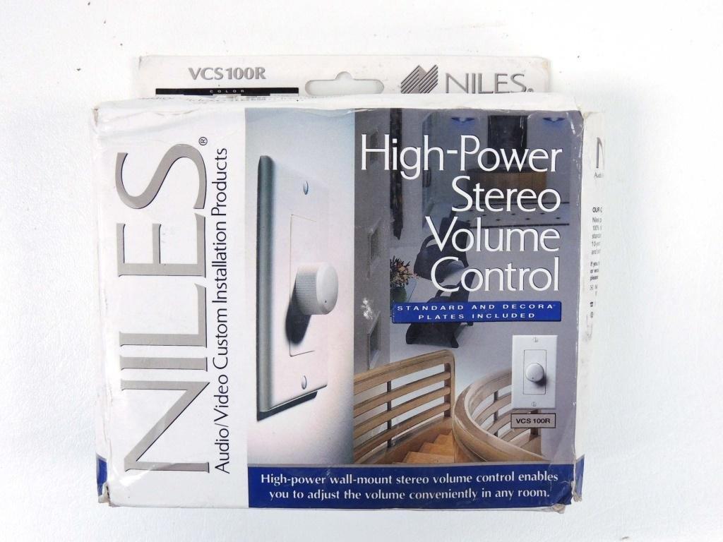 Niles High Power Stereo Volume Control