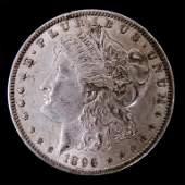 1896-o Morgan silver dollar (XF-AU Better Date?)