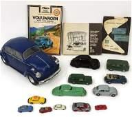 Vintage Volkswagen Lot