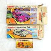 1969/70  Hot Wheels Sizzler tracks, Red Line Cars