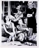 Autographs: Dick Van Dyke Show Cast Photo
