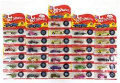 31 Hot Wheels Vintage Collection + 25th Years