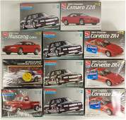 11 Sealed Model Car Kits