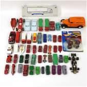 Die-Cast Car Lot
