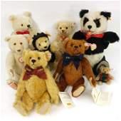 Steiff Teddy Bear Lot (8)