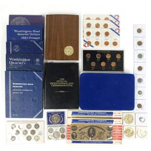 Eclectic U.S. Coin Lot