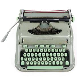 Vintage Hermes 3000 Typewriter (1960
