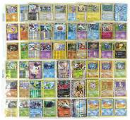 (99) Pokemon Cards (All Holo)