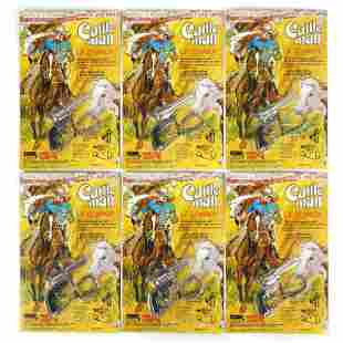 Cattle Man Le Cowboy Loud Cap Guns (6)