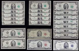 Currency Lot ($37 Face Value)
