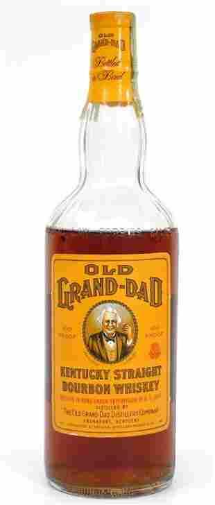 Old Grand-Dad Bourbon Whiskey- Bottled in Bond