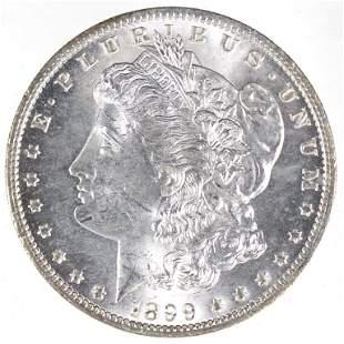 1899-o Morgan Silver Dollar (CH BU?)