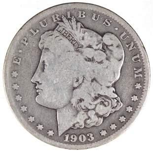 1903-s Morgan Silver Dollar (Tougher Date)