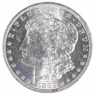 1883-o Morgan Silver Dollar (CH BU?)