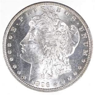 1896 Morgan Silver Dollar (BU?)