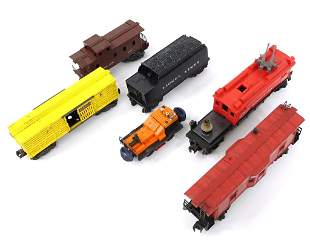 Lionel Trains & Accessories!