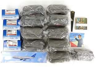 Assortment Of United Airlines Memorabilia