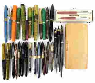 Sheaffer Pen Lot (30)