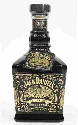 Jack Daniels Eric Church