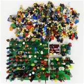(100's) Of Vintage Lego Figures