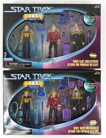 Rare Star Trek FEP Sample 1701 3 Pack #000000