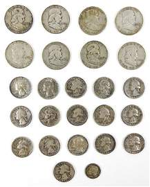 Eclectic U.S. Silver Coin Lot