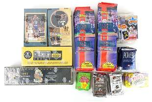 (1000s) Of Sealed Sports Cards
