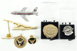 United Airlines Pilot's Jewelry